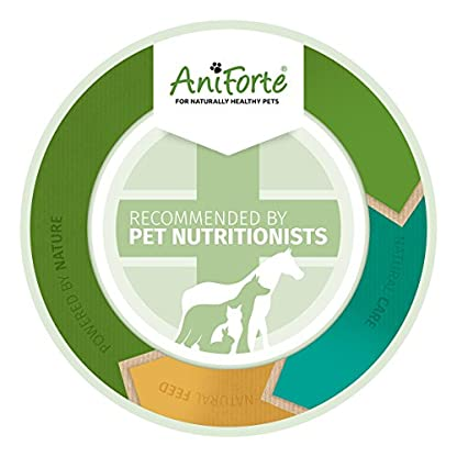 AniForte Premium Salmon Oil for Dogs & Cats, 200 Tablets - 100% Natural Norwegian Fish Oil Supplement With Omega 3, 6… 4