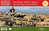 Easy Assembly 1/72nd Panzer III G,H Tank