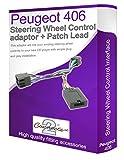 Peugeot 406Câble stéréo de voiture Adaptateur, Connectez votre Volant de...