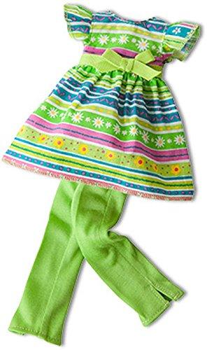 Elf Magic Daisy Patch Elfit Dress, 10 Inch (Elf Patch)