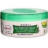 Ayur HERBAL ALL PURPOSE CREAM With Aloe Vera 80ml