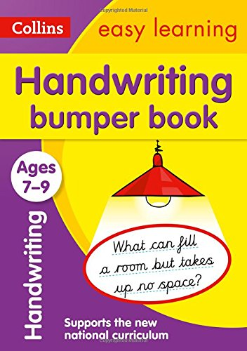 Handwriting Bumper Book Ages 7-9 (Collins Easy Learning Ks2) (Bumper Book)