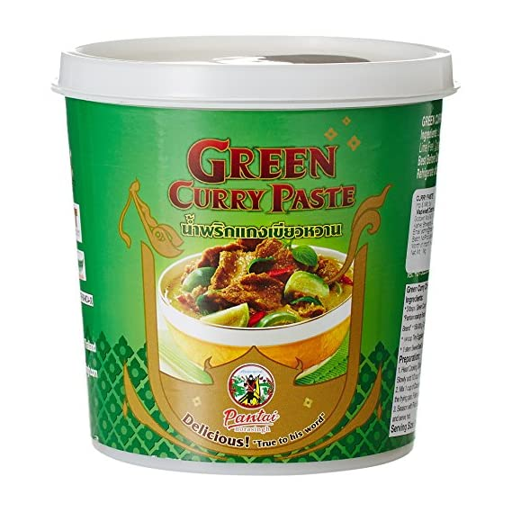 Pantai Green Curry Paste Cup, 1000g