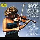 The Great Violin Concertos (4 CD's)