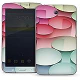 Samsung Galaxy Tab 3 7.0 7.0 Autocollant Protection Film Design Sticker Skin Cercles Papier Structure