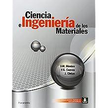 Ciencia e ingeniería de los materiales (Ciencia - Tecnica)