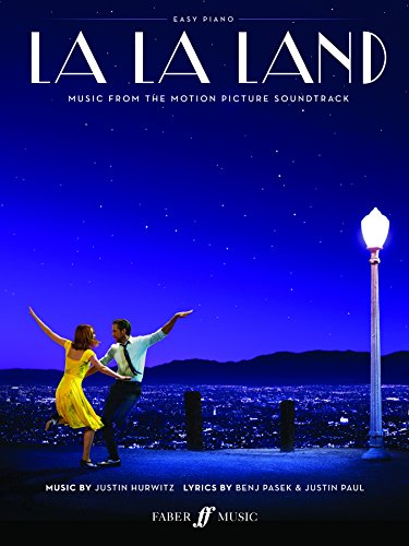 La La Land (Easy Piano): Music from the motion picture soundtrack (English Edition) (Land Guitar Musik)