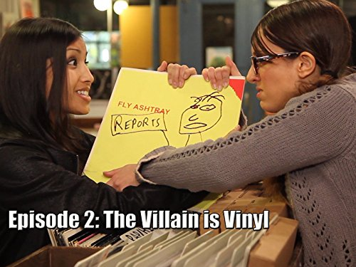 The Villain is Vinyl -