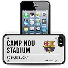 FC Barcelona IPhone 5 / 5S Case - duro - 3D - Muestra de calle