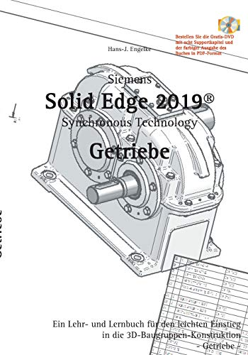 Solid Edge 2019 Getriebe (Solid Edge Software)