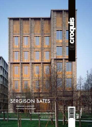 SERGISON BATES ARCHITECTS, 2004 / 2016 (EL CROQUIS) por Publicación de Arquitectura, Construcción y Diseño,S.L. EL CROQUIS