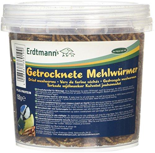 Erdtmanns Dried Mealworms