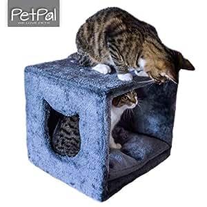 petp l katzenh hle f r regal design katzen kuschelh hle inklusive kissen f r den wohligen. Black Bedroom Furniture Sets. Home Design Ideas