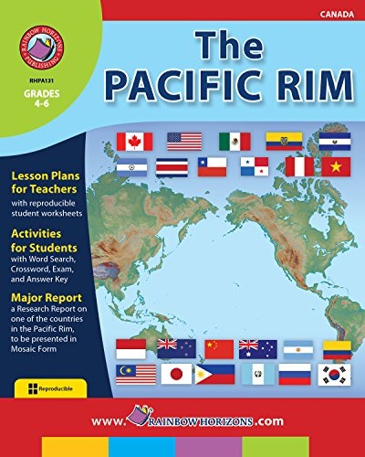 The Pacific Rim Gr. 4-6 (English Edition) Rainbow Rim
