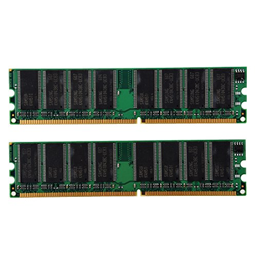 Memoria - TOOGOOR2 x 1GB DDR 400 MHz PC3200 PC3200U