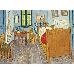 - Ediciones Ricordi 5801N09653A Artstones Van Gogh DE LA Sala DE Van Gogh A Arles Puzzle 1000 Piezas del Rompecabezas