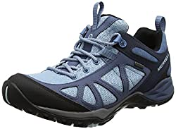 Merrell Womens Siren Sport Q2 Gtx Walking Shoes Blue 8.5 B(M) US
