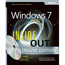 Windows 7 Inside Out, Deluxe Edition (Inside Out (Microsoft Hardcover)) by Ed Bott (2011-08-05)