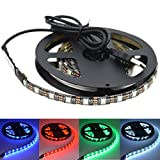 LED Strip Lights 120 LED SMD-5050 Colour Changing Colour 5V USB for Car Styling,Bars, Restaurants,Gardens,Homes Office,Aircraft Cabin, DIY Party Decoration Ribborn, Christmas Party, Chrismas Tree, Festivals, Birthday -  - amazon.co.uk