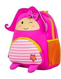 76b4dadaa56eeb CLOOM Zaino, Ragazze Guscio D'uovo Backpack Carina 3D Bambini Piccoli  Ragazze Ragazzi Costellazione dei Cartoni Animati Cerniera…