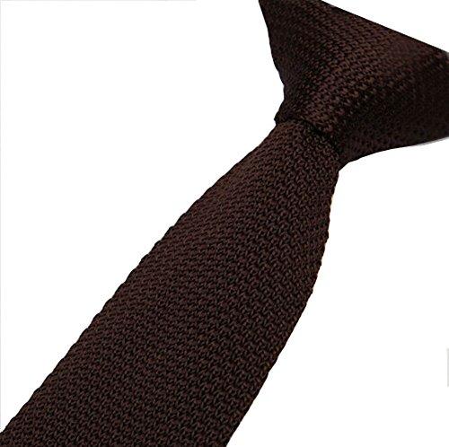 Corbata (marrón) 5 centimetros