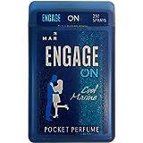 #10: Engage On Men Pocket Perfume - Cool Marine, 18ml Bottle