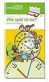 Produkt-Bild: miniLÜK: Wie spät ist es?: Die Uhr im Tageslauf