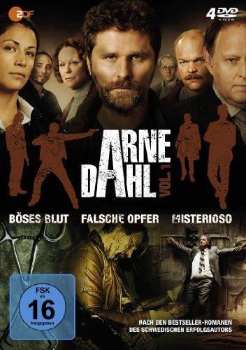 Arne Dahl - Vol. 1 [4 DVDs]