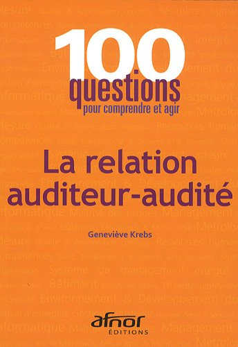 La relation auditeur-audité