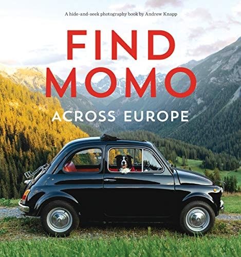 Find Momo Across Europe por Andrew Knapp