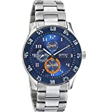 Gypsy Club Aqua Blue Dial Analog Watch F...