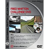 FRED WHITTON CHALLENGE - TURBO TRAINING DVD - 3 DISCS
