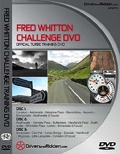 FRED WHITTON CHALLENGE - TURBO TRAINING DVD - 3 DISCS