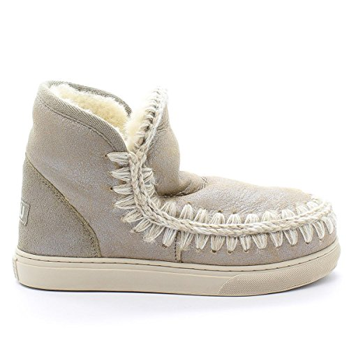 Mou Mini Eskimo Sneaker - Botas para mujer Gris gris, color Gris, talla 39