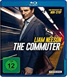 The Commuter [Blu-ray] - Liam Neeson, Vera Farmiga, Sam Neill, Patrick Wilson