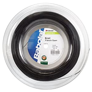 Xcel French Open 16G Reel Tennis String by Babolat Review 2018