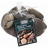 Large Decorative PEBBLES, Perfect for topping PLANTPOTS, BORDERS, BEDS, WATER FEATURES etc