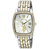U.S. Polo Assn. Women's Quartz Metal and Alloy Casual Watch USC40245AZ