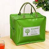 Kosmetiktasche klein, Make-up taschen reisen Multifunktionale Portable Einfache Aufbewahrungstasche Große kapazität Trompete Kulturbeutel für frauen-grün 21x11x17cm(8x4x7inch)