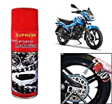 #7: Glow point-Multipurpose Lubricant for Roller Chain Ball Bearing-300ml + Keyring for Honda CB Hornet 160R