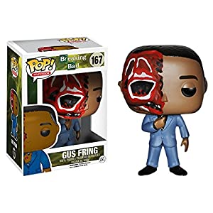 Funko Pop Gus Fring muerto (Breaking Bad 167) Funko Pop Breaking Bad