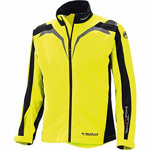 Preisvergleich Produktbild Held Rainblock Top Damen Regenjacke,  Farbe schwarz-neongelb,  Größe D-M