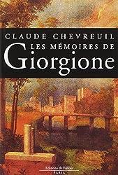 Les mémoires de Giorgione