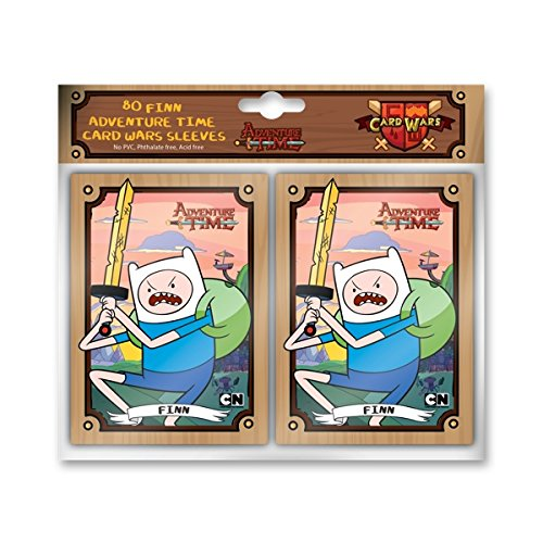 cryptozoic-entertainment-adventure-time-card-wars-sleeve-fine-c50-card-game