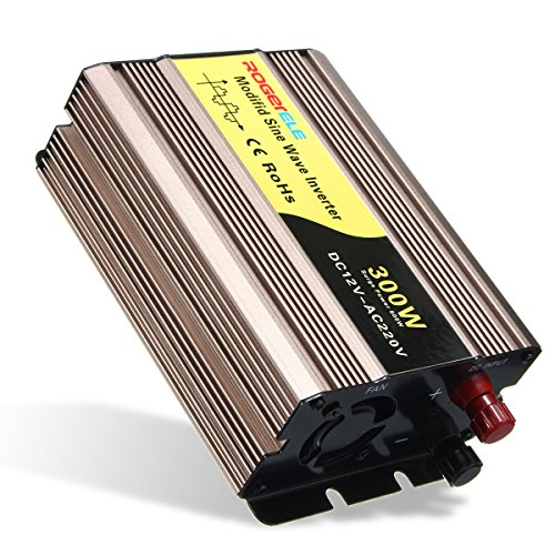 Tutoy Dc 12V Zu Ac 220V 300W Konverter Modifiziert Sinus Wechselrichter Solar Power Inverter 600W Surge Power 3500w Power Inverter