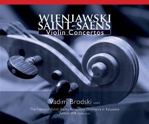 Wieniawski - Saint-Saens: Violin Concertos (Mp3 Saint Saens Violin Concerto)