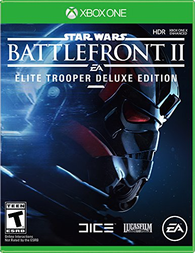 Electronic Arts Star Wars Battlefront Ii: Elite Trooper Deluxe Edition - Xbox One