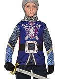 Forum Novelties Kids Knight Costume, Multicolor, Large