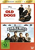 DVD Cover 'Old Dogs - Daddy oder Deal / Born to be Wild - Saumässig unterwegs [2 DVDs]