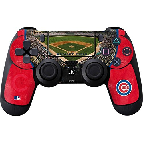 ps4-personnalise-modded-controller-exclusive-design-wrigley-field-chicago-cubs-destin-fantomes-zombi